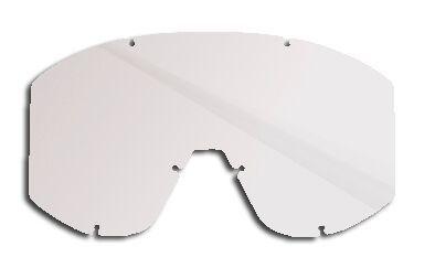 Lente Óculos Mattos Racing MX Transparente