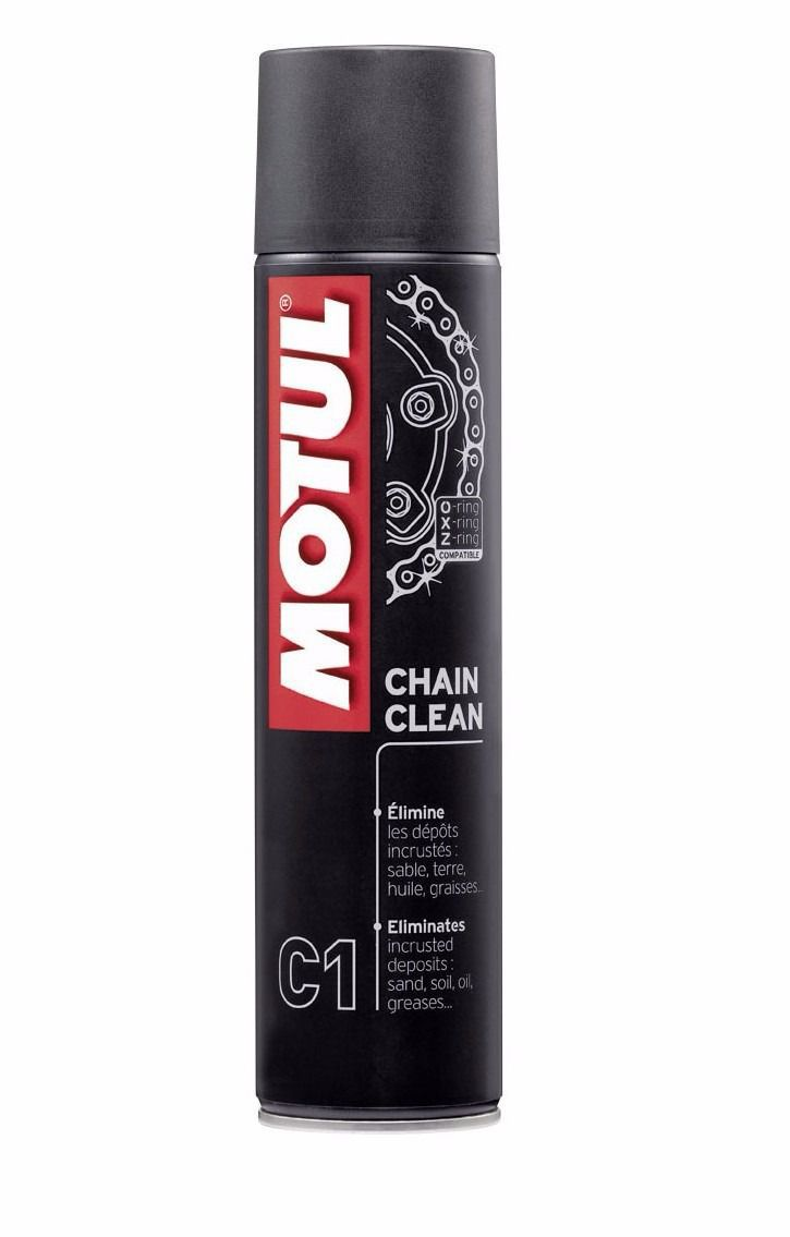 Limpa Corrente Motul C1 Chain Clean 400ml