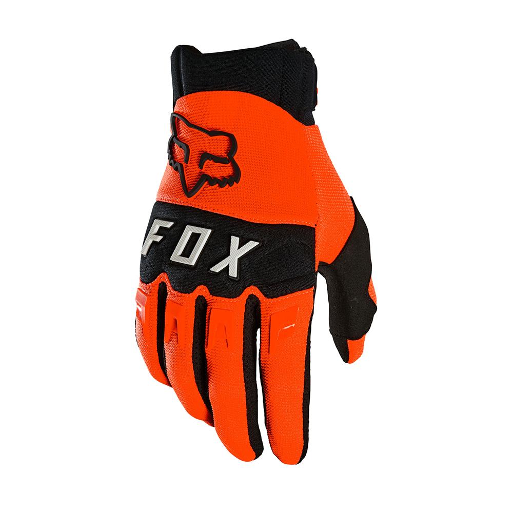 Luva FOX Dirtpaw 2021 - Laranja
