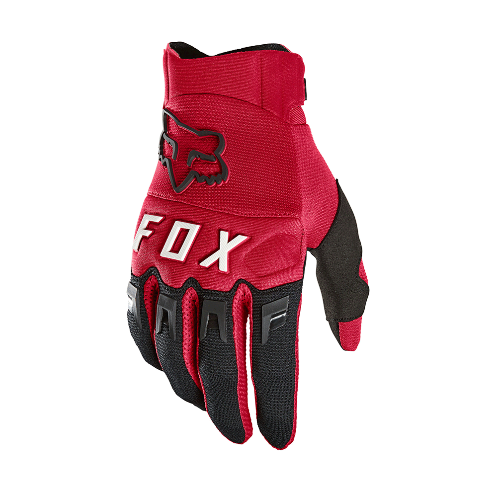 Luva FOX Dirtpaw 2021 - Vermelho