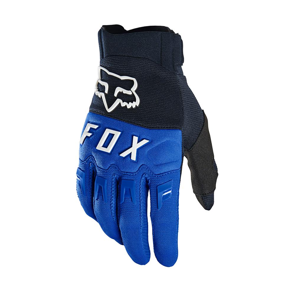 Luva FOX Dirtpaw 2021 - Azul