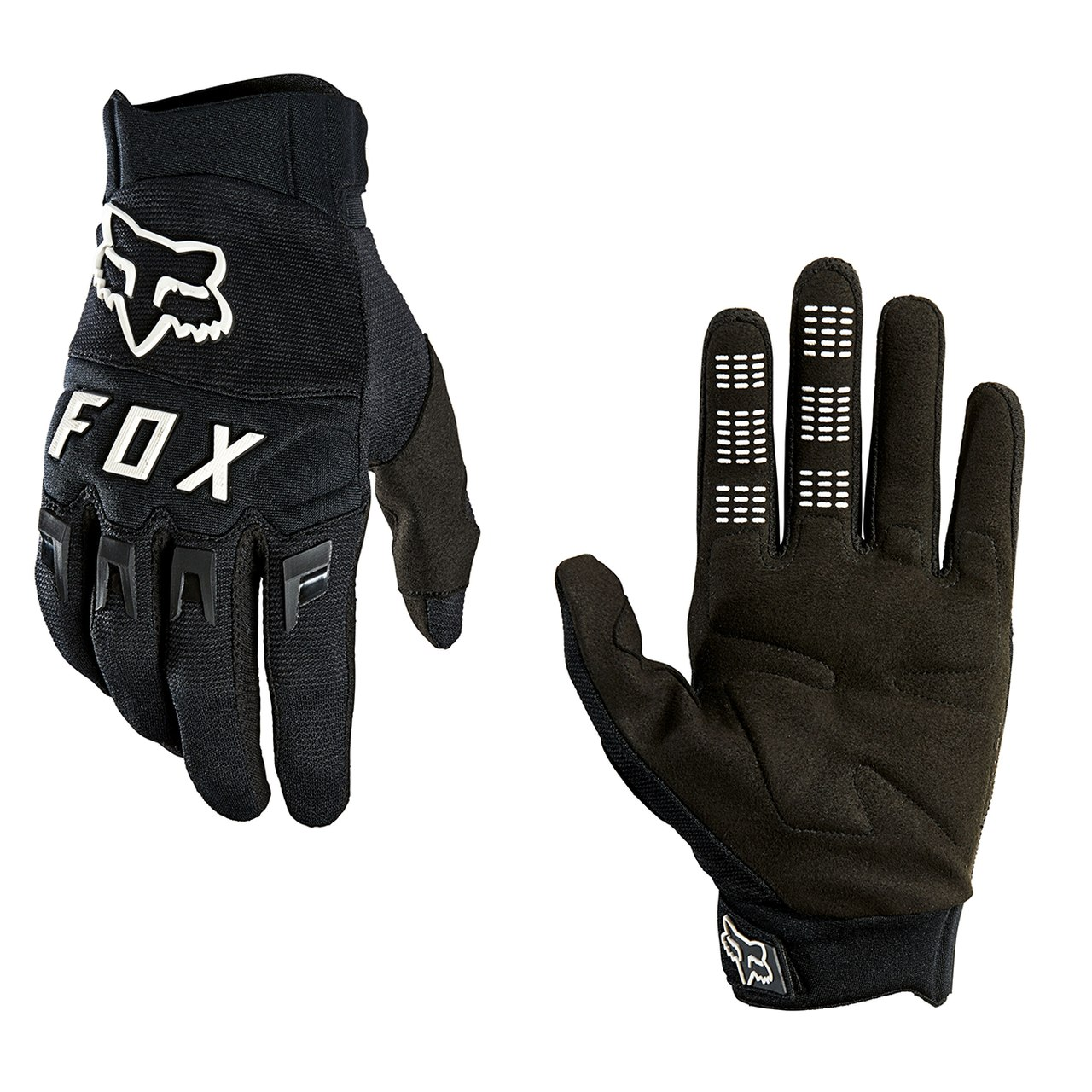 Luva FOX Dirtpaw 2021 - Preto
