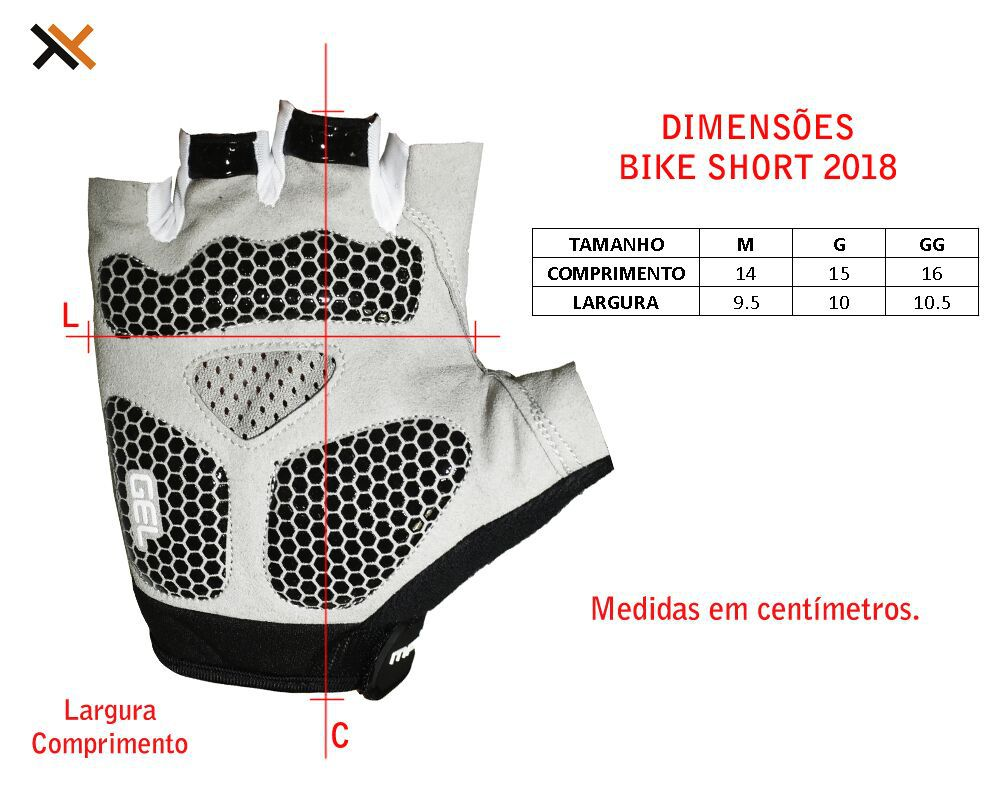 Luva Para Ciclismo Mattos Racing Pro Fit 20