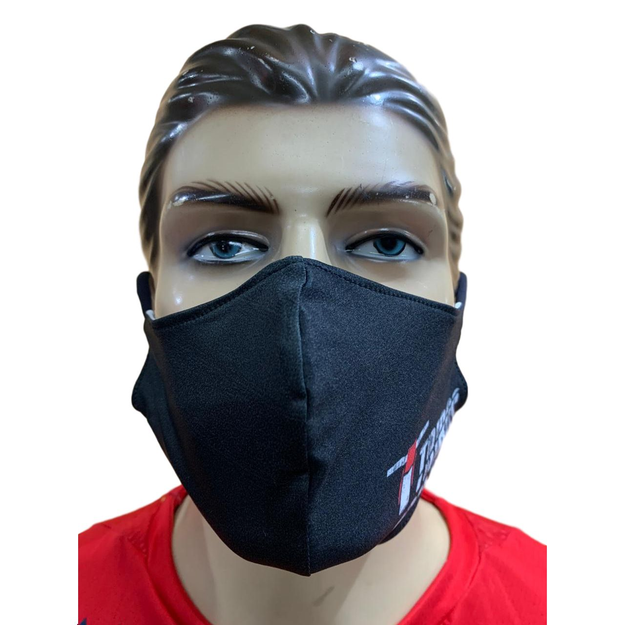 Máscara Tribos e Trilhas