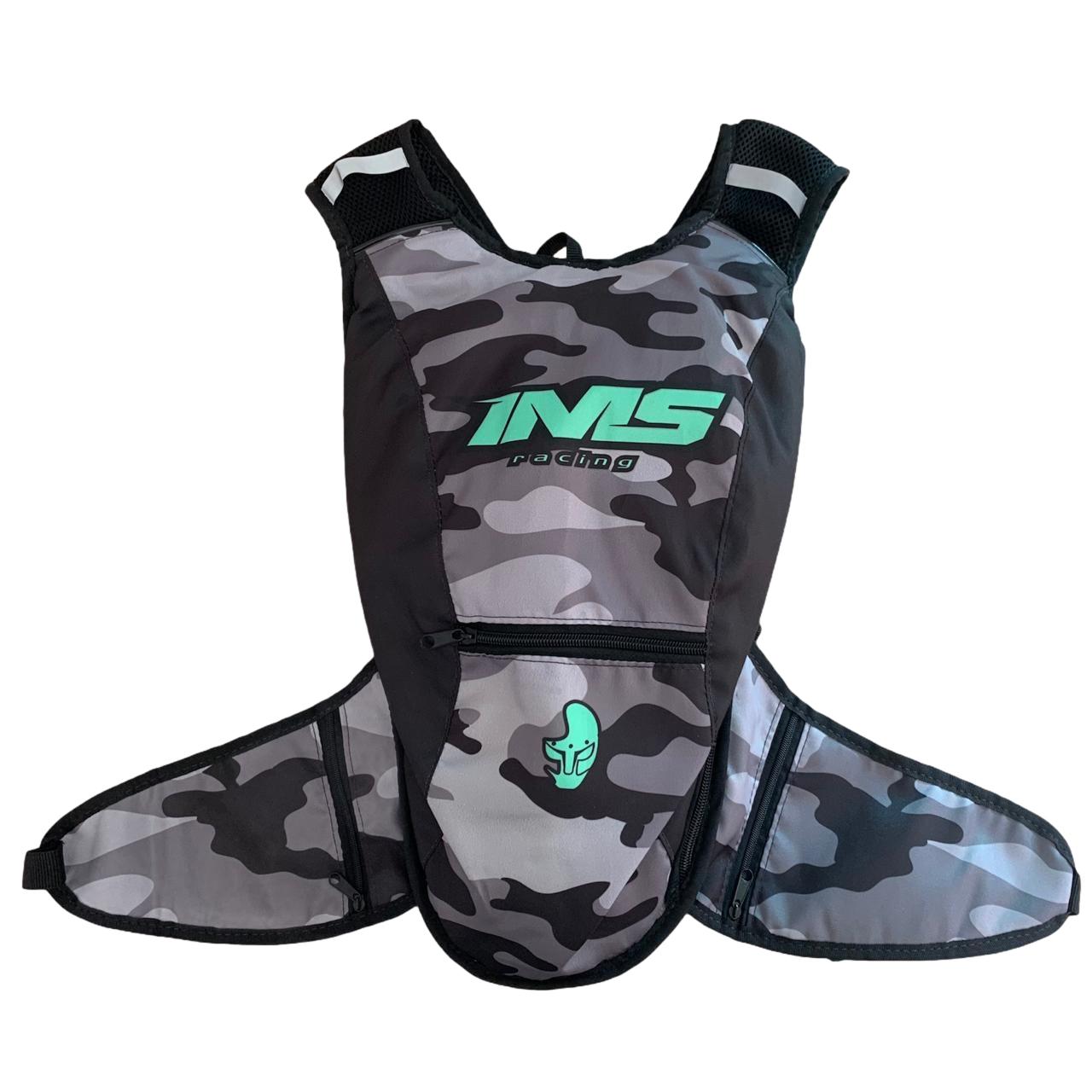 Mochila de Hidratação Térmica IMS Sprint Camo