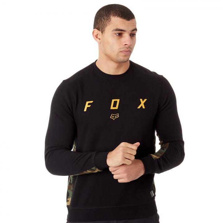 Moletom FOX Harken Crew