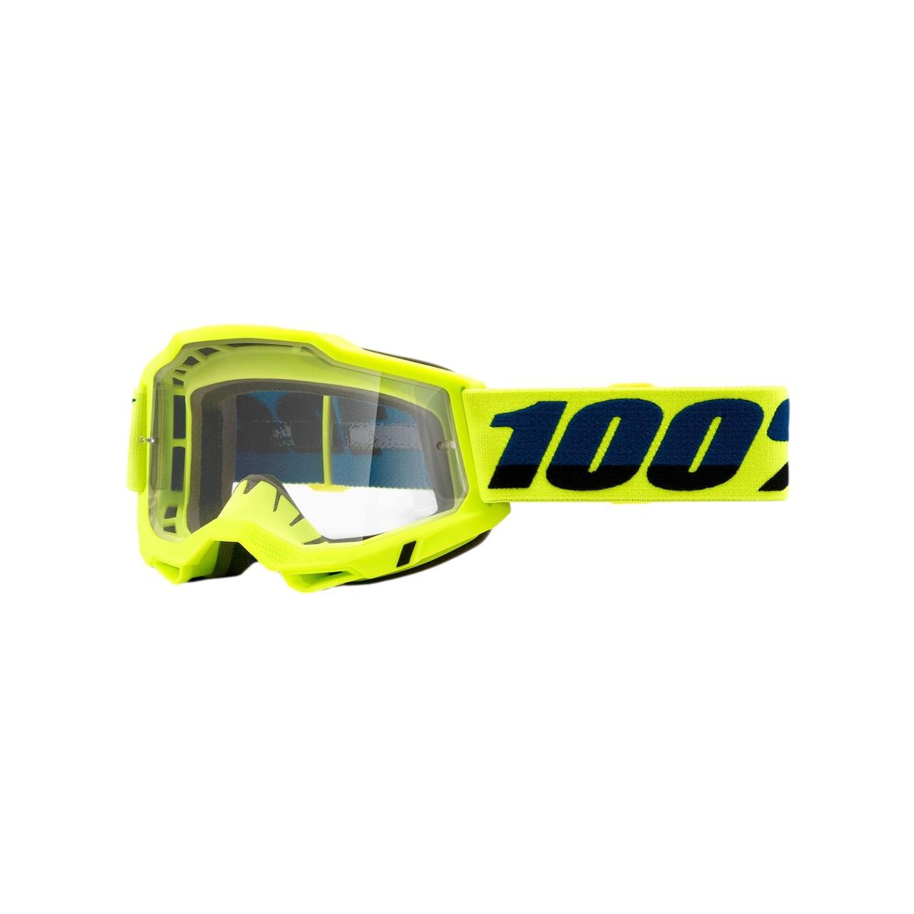 Óculos 100% Accuri 2 Fluo Yellow