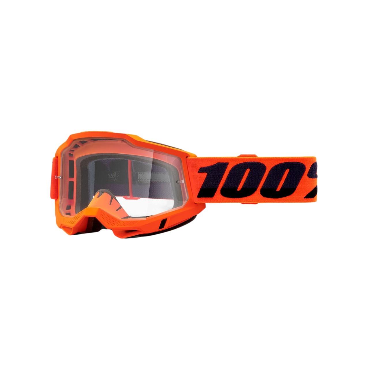 Óculos 100% Accuri 2 Neon Orange