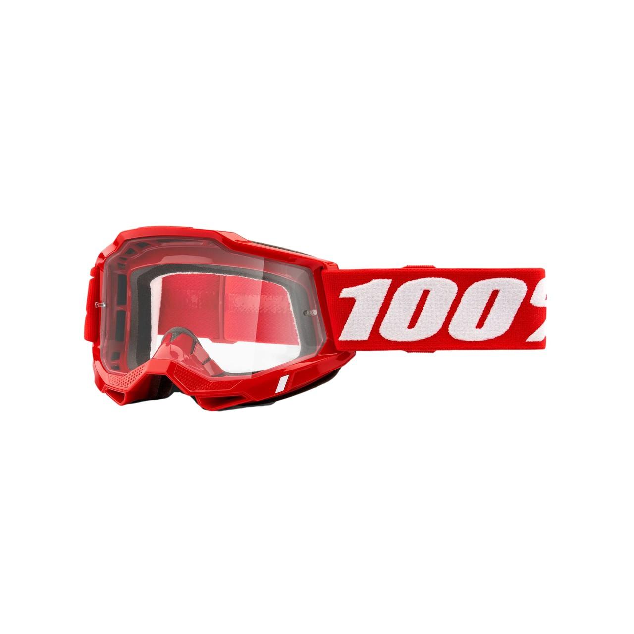 Óculos 100% Accuri 2 Neon Red