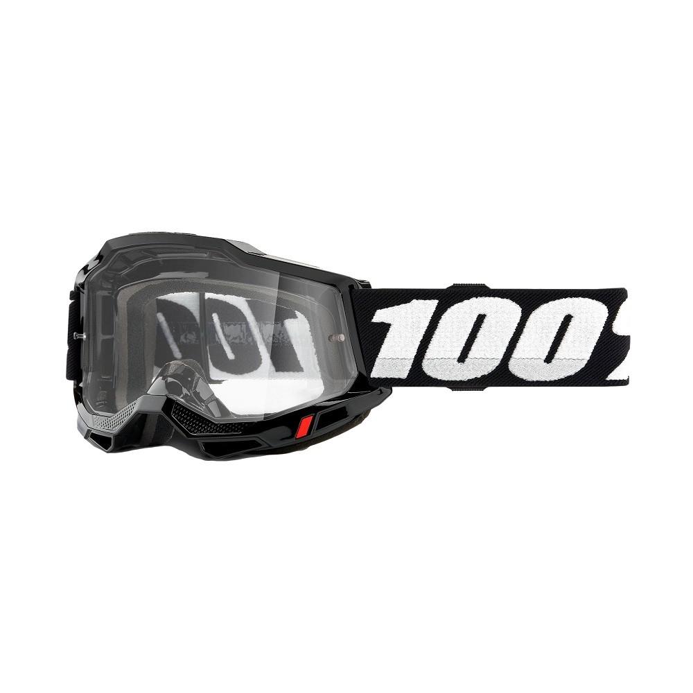 Óculos 100% Accuri 2 OTG Black