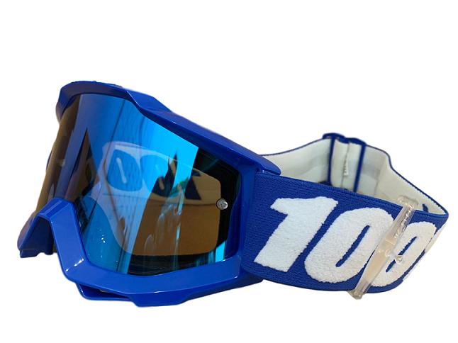 Óculos 100% Accuri Reflex Blue