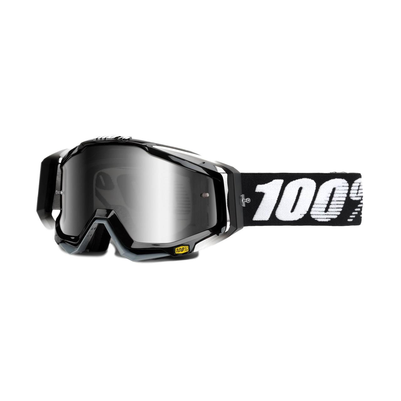 Óculos 100% Racecraft Abyss Black Stuu