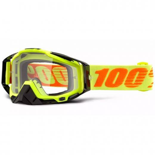 Óculos 100% Racecraft Attack Yellow