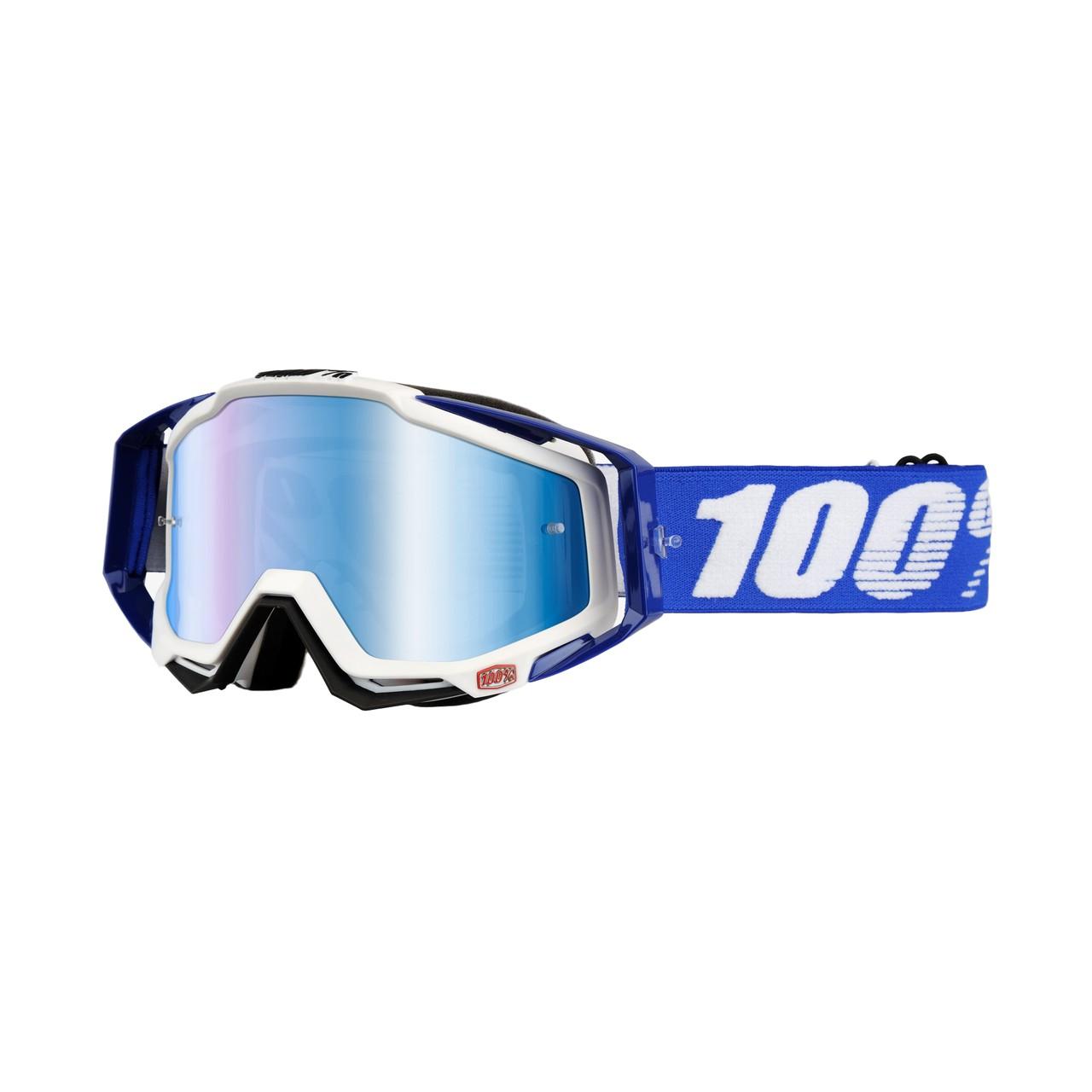 Óculos 100% Racecraft Cobalt Blue