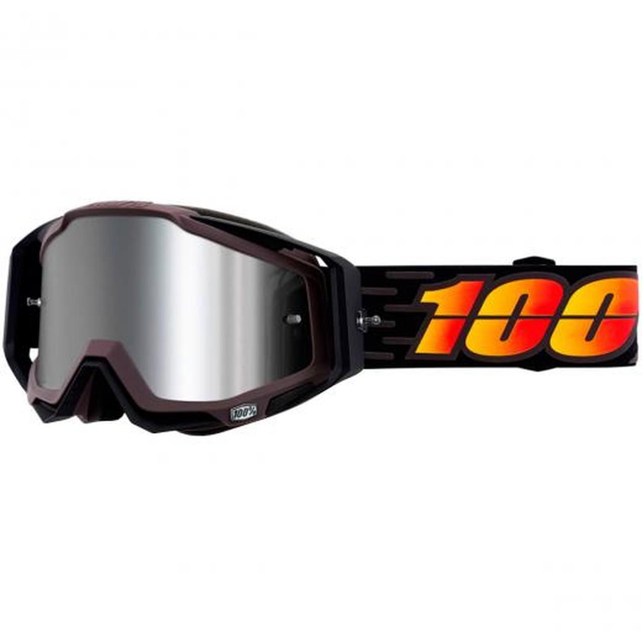 Óculos 100% Racecraft Plus Costume