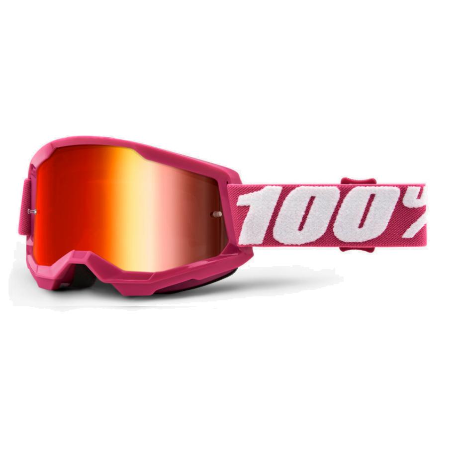Óculos 100% Strata 2 Fletcher Lente Espelhada