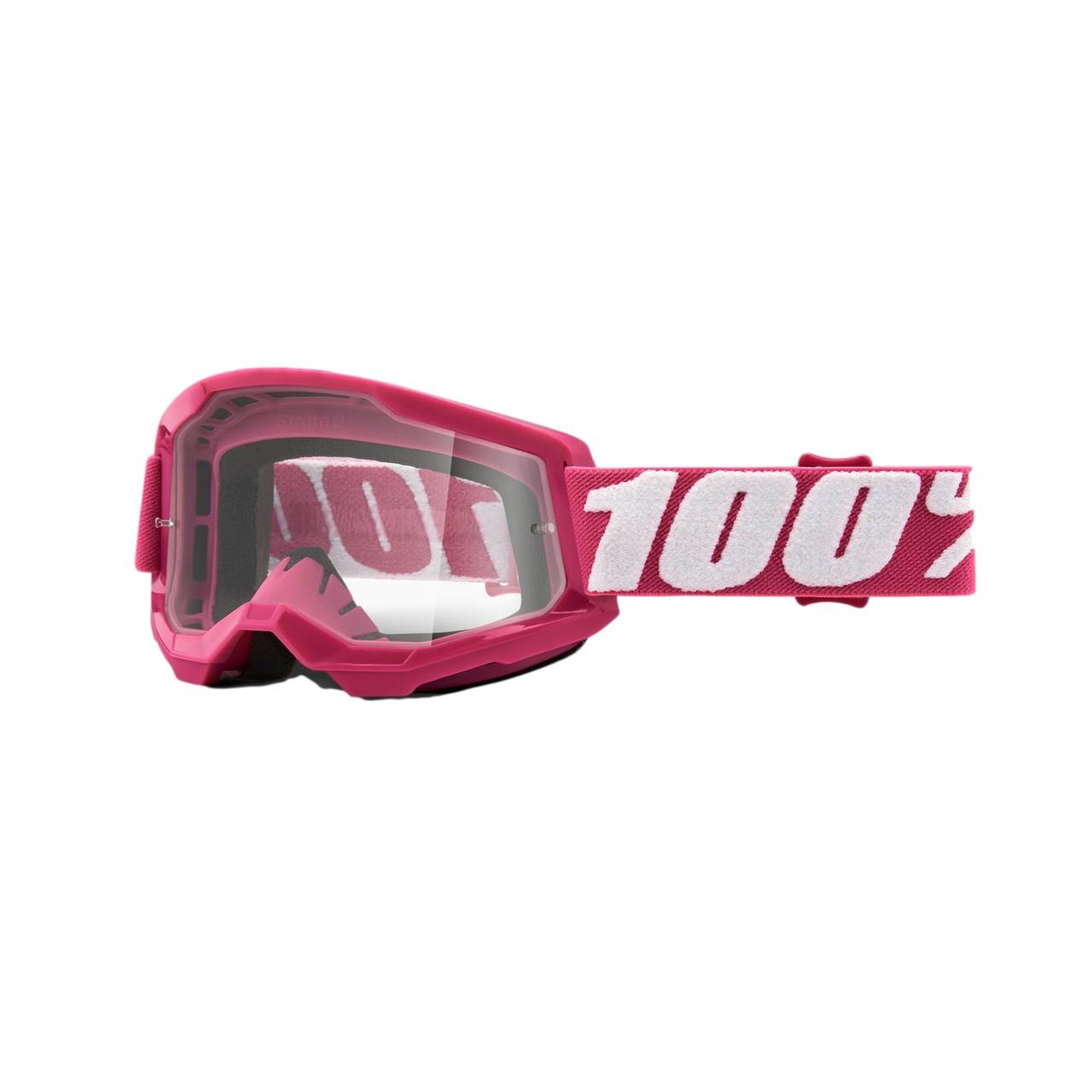 Óculos 100% Strata 2 Fletcher Lente Transparente
