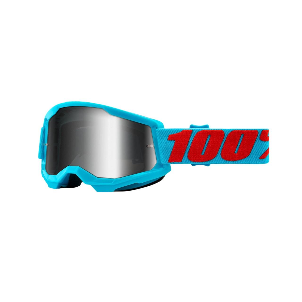 Óculos 100% Strata 2 Summit Lente Espelhada