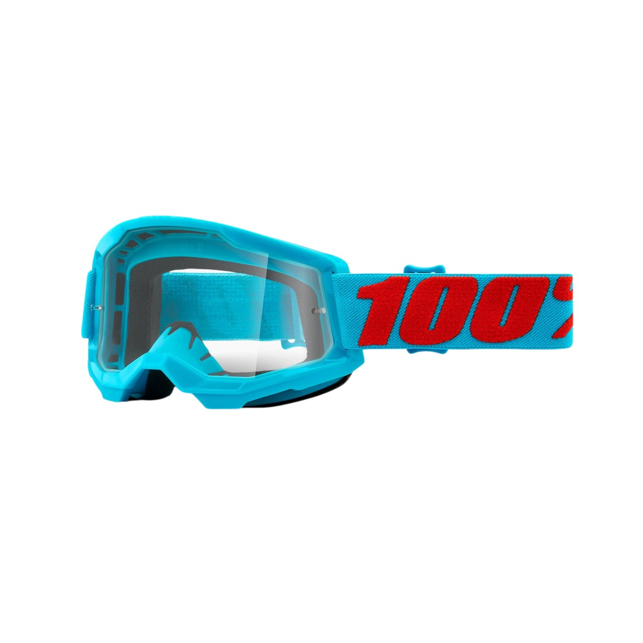 Óculos 100% Strata 2 Summit Lente Transparente