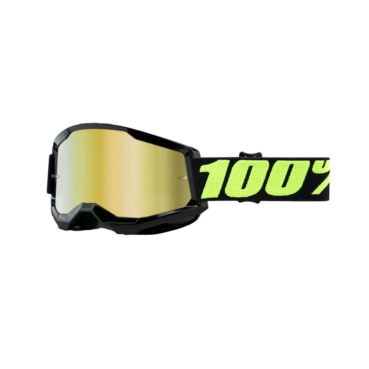 Óculos 100% Strata 2 Upsol Lente Espelhada