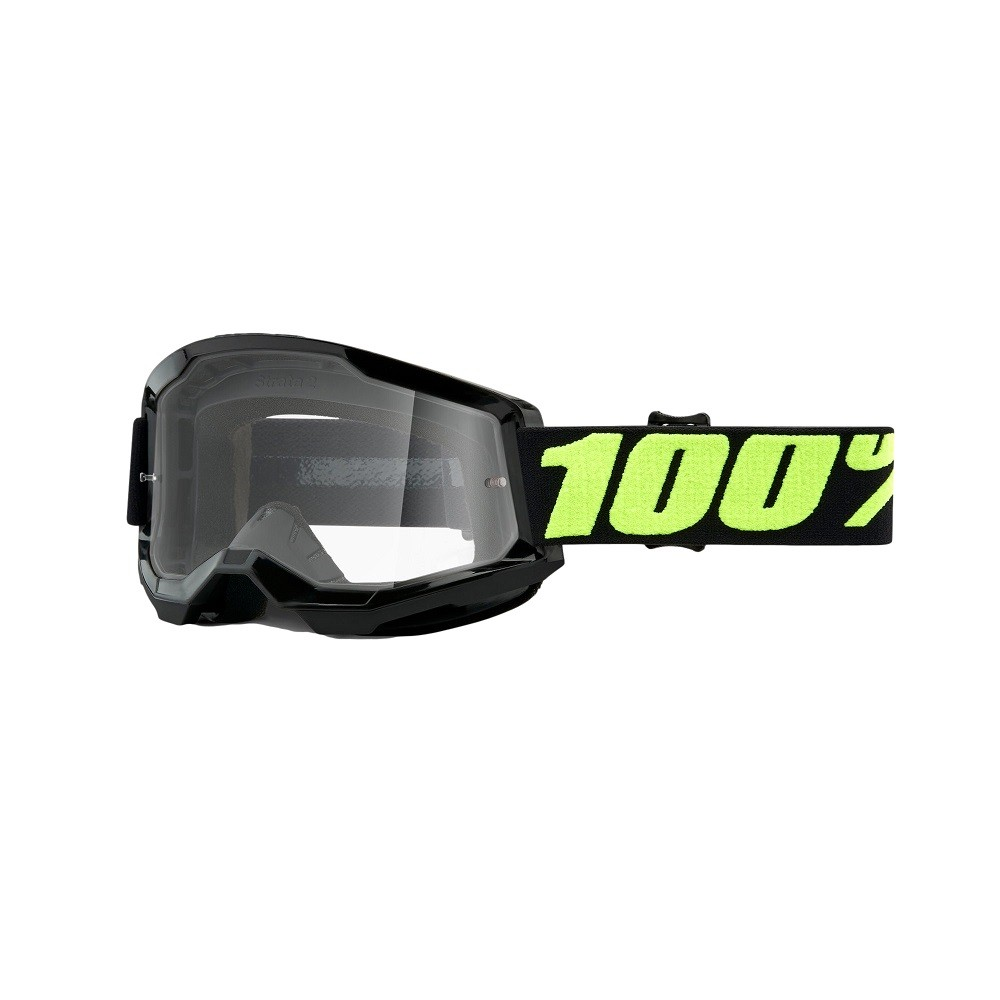Óculos 100% Strata 2 Upsol Lente Transparente