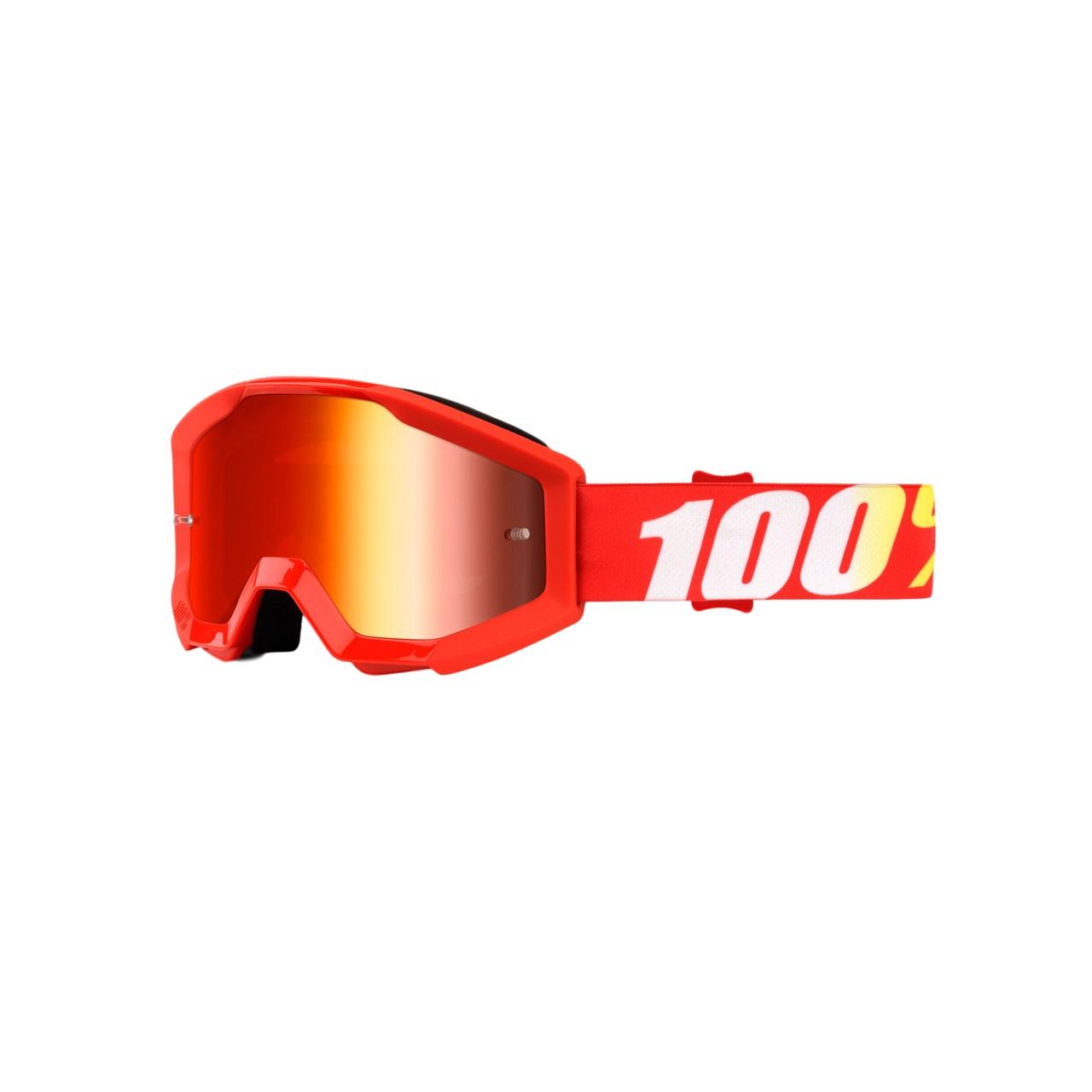 Óculos 100% Strata Espelhado Juvenil Furnace