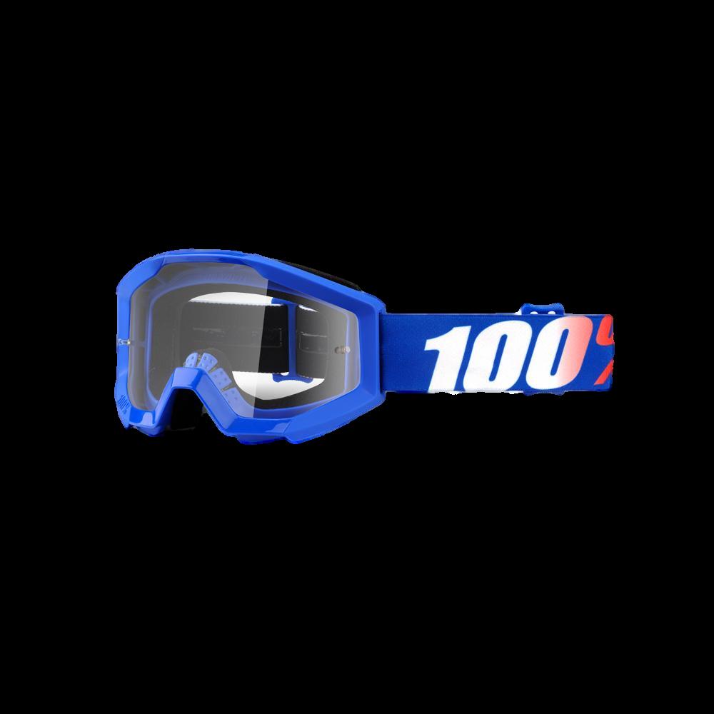 Óculos 100% Strata Nation Lente Transparente