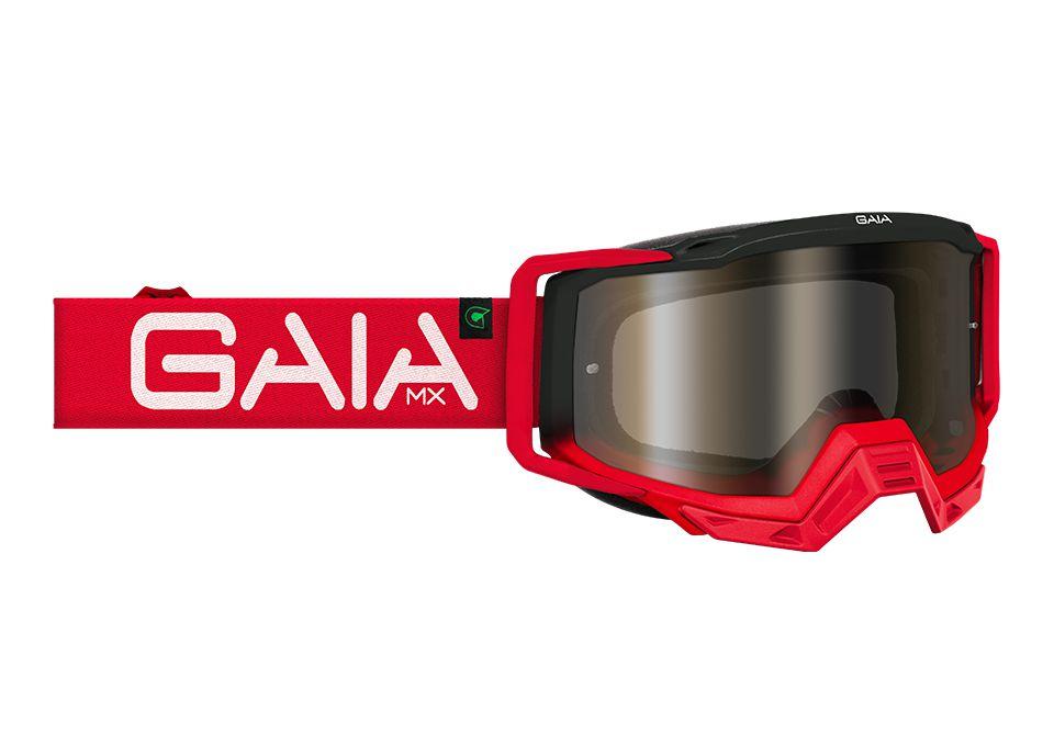 Óculos GAIA MX Pró Special Red