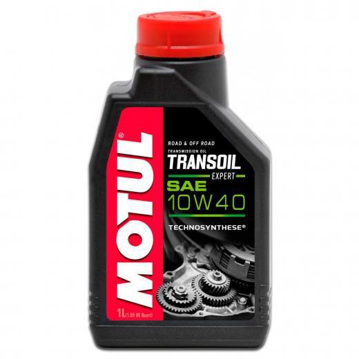 Óleo de Transmissão Motul Transoil Expert 10W40 1 Litro