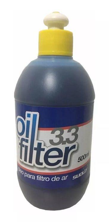 Óleo para Filtro de Ar Suolo 500ml