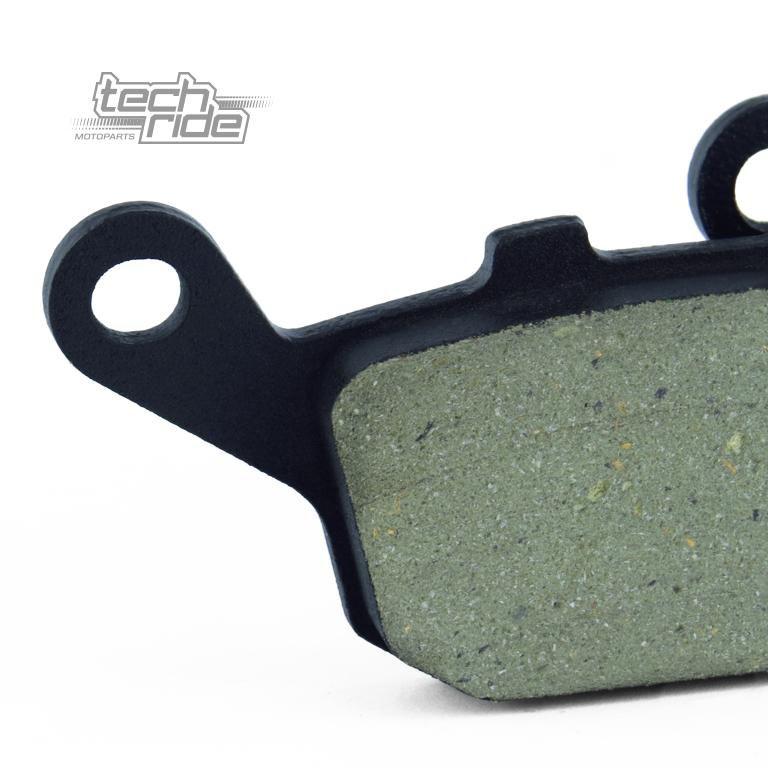 Pastilha de Freio Dianteira TTR230 / Lander 250 / XTZ 125 Tech Ride TR140003