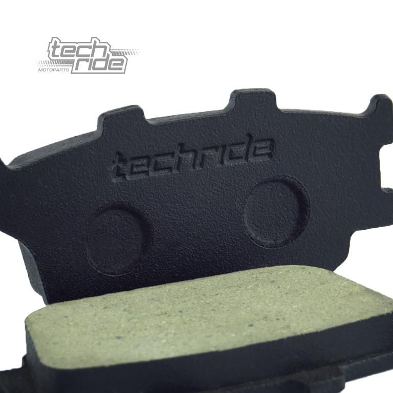 Pastilha de Freio Traseira YZ/KXF Tech Ride TR140021