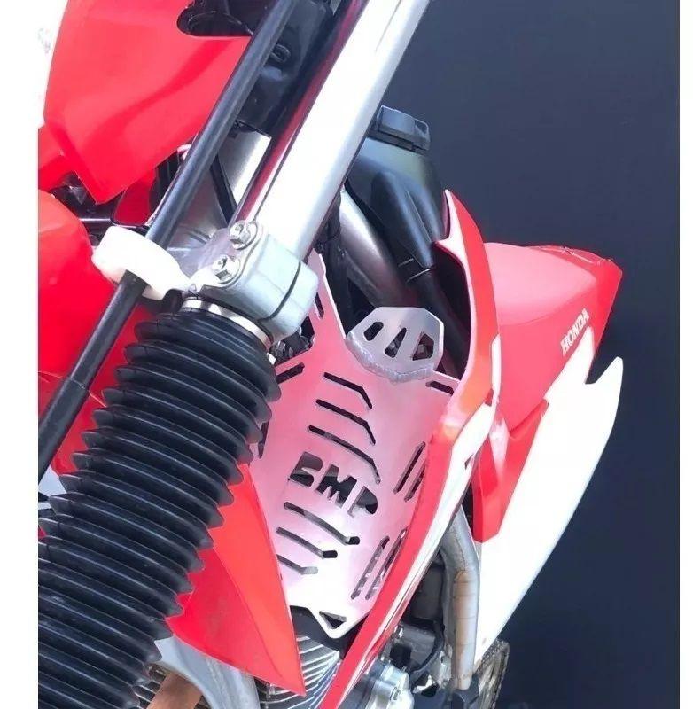 Protetor de Bobina e Cabeçote BMP CRF250F