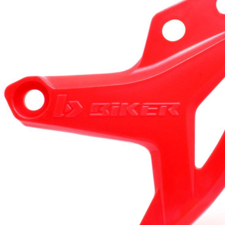 Protetor de Disco de Freio Traseiro CRFX-R 250/450 Biker