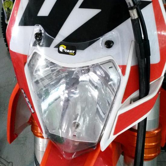 Protetor de Farol KTM Start