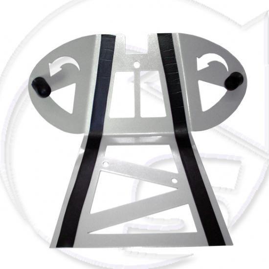 Protetor de Motor Start Aberto para CRF 230 - Aço