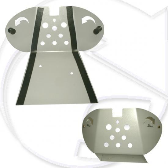 Protetor de Motor Start Fechado para CRF 230 - Aço