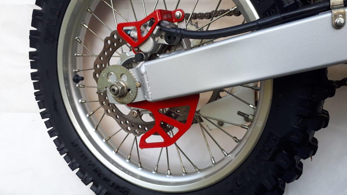 Protetor de Pinça Traseiro MX Star Honda CRF250F 250R 450R
