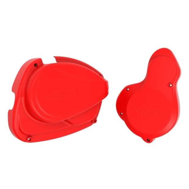 Protetor Lateral Do Motor Okta (Tampas Do Motor) Para CRF 230F