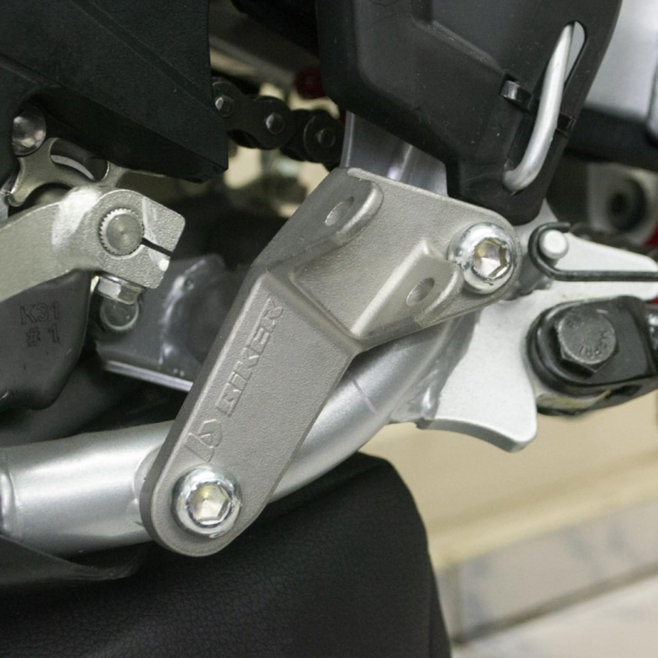 Suporte Pedaleira Elevado CRF 250 F Biker