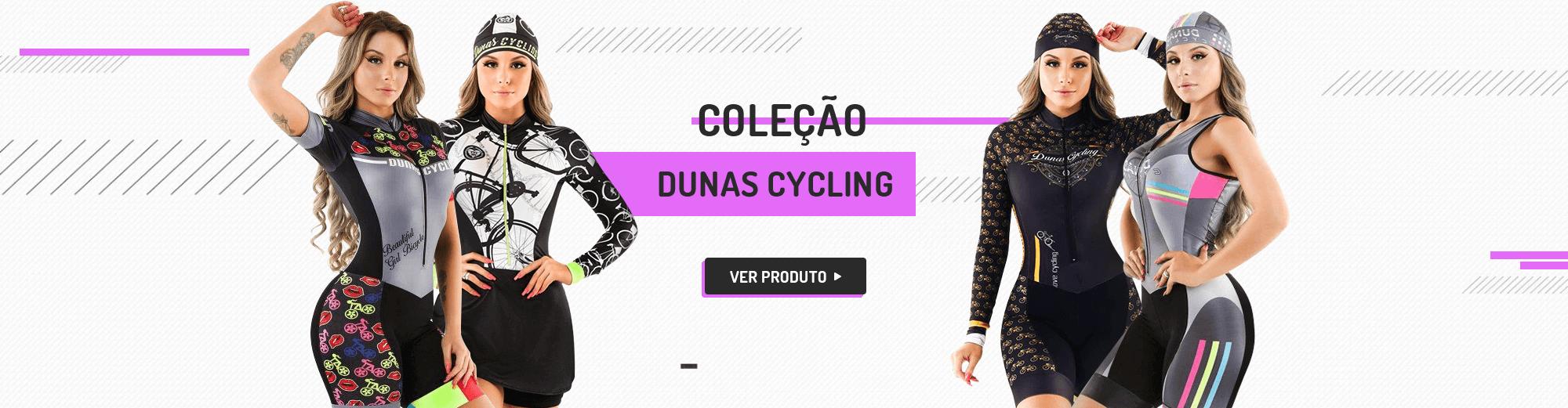 Coleção Dunas Cycling