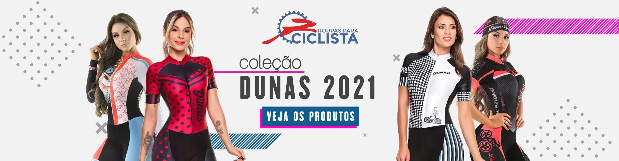 Coleção Dunas Cycling 2021