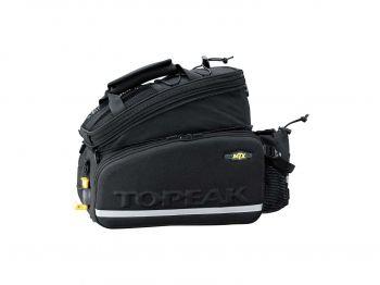 ALFORJE TOPEAK MTX TRUNK BAG DX COM LATERAL EXPANSIVEL 12.3 LITROS
