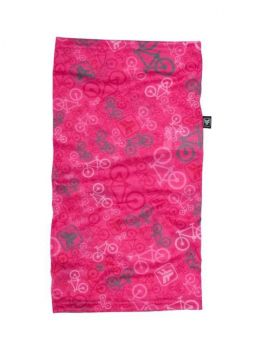 BANDANA FREEFORCE MULTIUSO MULTIHEAD BICYCLE ROSA