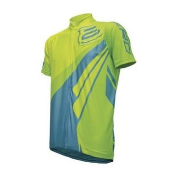 CAMISA ASW FUN WAY AMARELO FLUOR 17