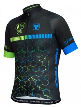 CAMISA FREEFORCE CLEAN ENERGY PRETA