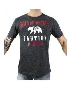 CAMISETA REFACTOR URBAN BEAR MOUNTAIN PRETA !
