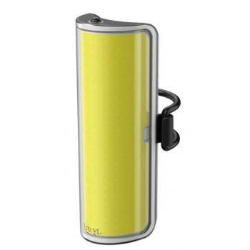 FAROL DIANTEIRO KNOG COBBER GRANDE 330 GRAUS 470 LUMENS CARREGA VIA USB
