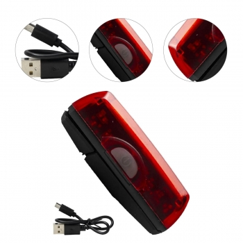 FAROL TRASEIRO ABSOLUTE JY-6102T CARGA VIA USB - ISP