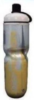 GARRAFA TERMICA REFACTOR SNOW FREE BPA (ATE 12 HORAS)  AMARELA 710 ML
